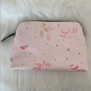 KATE SPADE Dashing Beauty Small Cosmetic Case